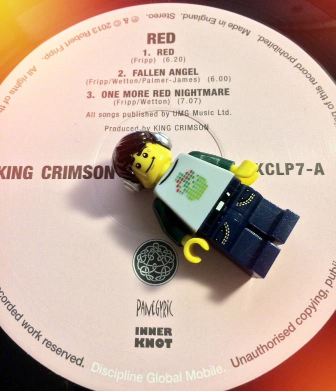King Crimson Red 05