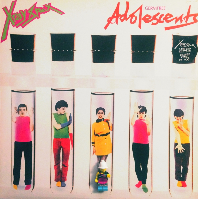 X-Ray Spex Germfree 01