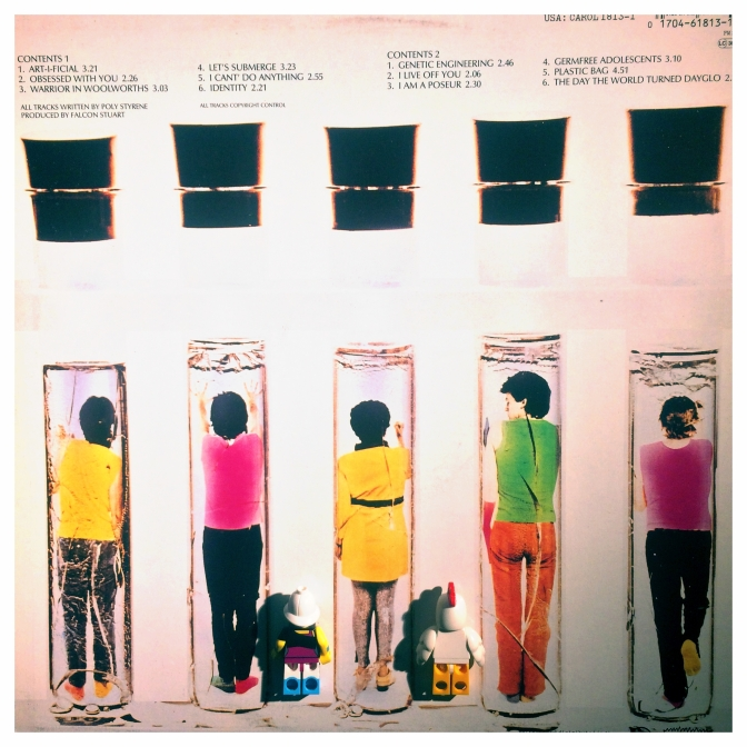 X-Ray Spex Germfree 04