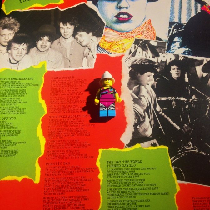 X-Ray Spex Germfree 05