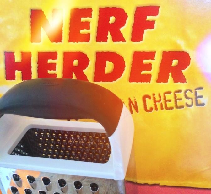 Nerf Herder American Cheese 02
