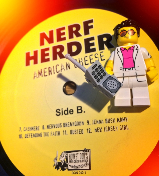 Nerf Herder American Cheese 03