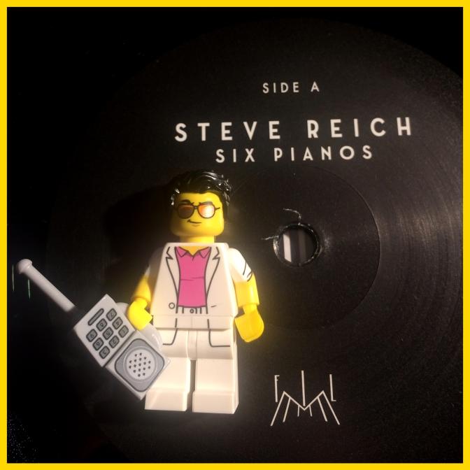Steve Reich Terry Riley 6 Pianos Keyboard Study 02