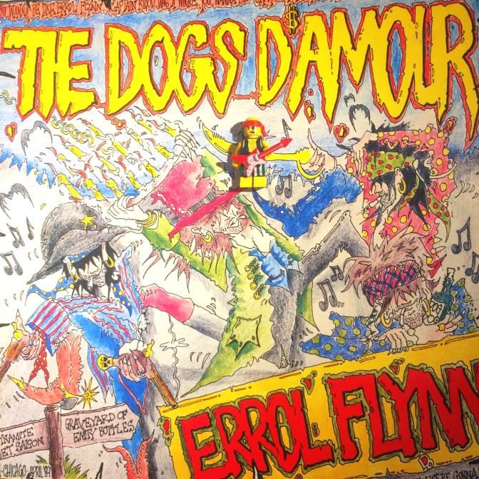 Dogs D'amour Errol Flynn 03
