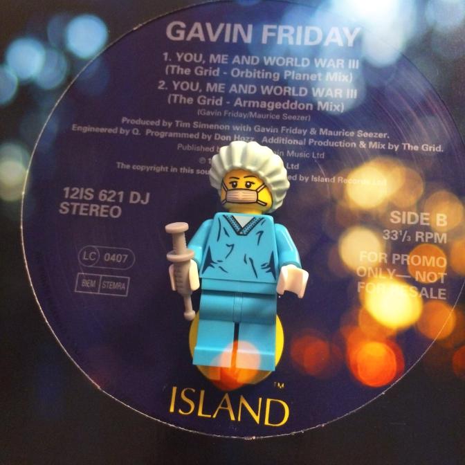 Gavin Friday You Me WW3 02