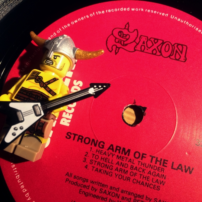 Saxon Strong Arm Of The Law 03