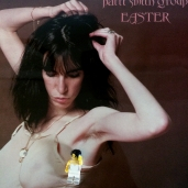 Patti Smith Group Easter 02