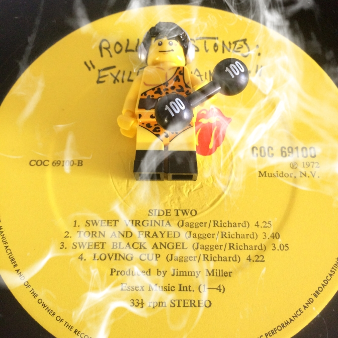 Rolling Stones Exile On 06