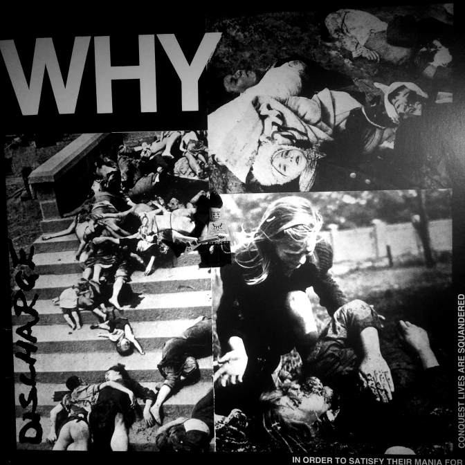 Discharge Why 01