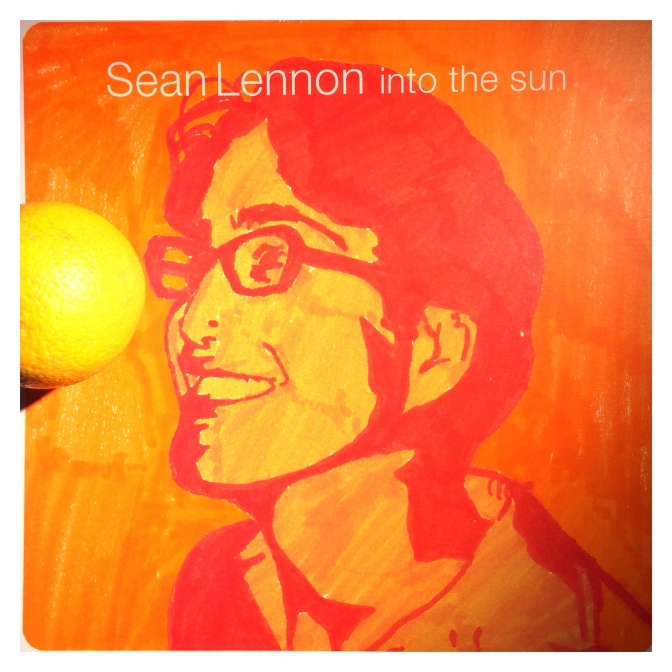 Sean Lennon Into The Sun 01