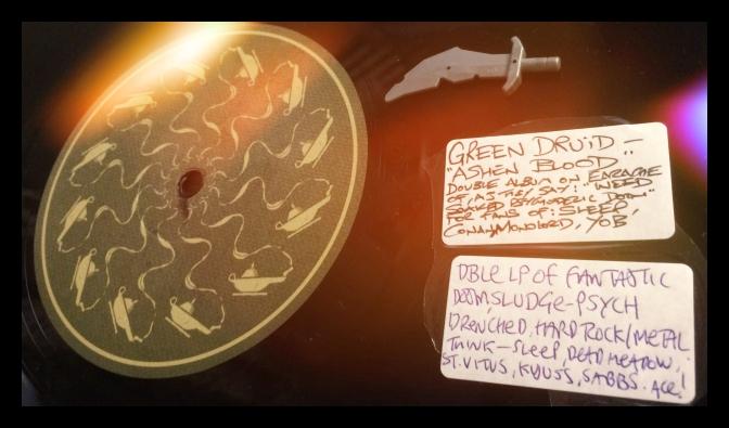 Green Druid Ashen Blood 05