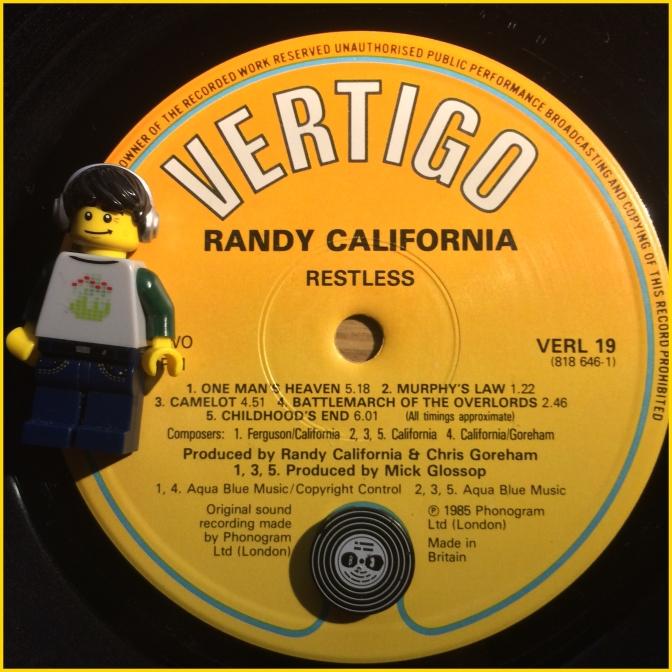Randy California Restless 01