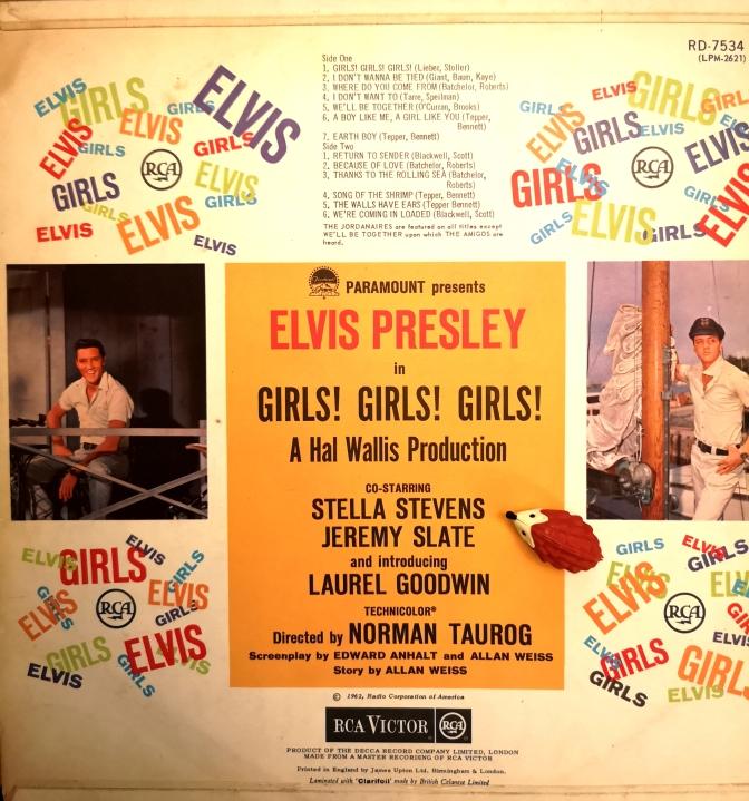 Elvis Presley Girls Girls Girls 02