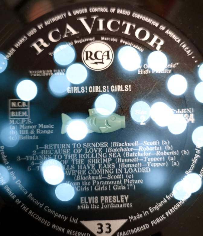 Elvis Presley Girls Girls Girls 05